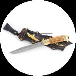 Купить якутский нож